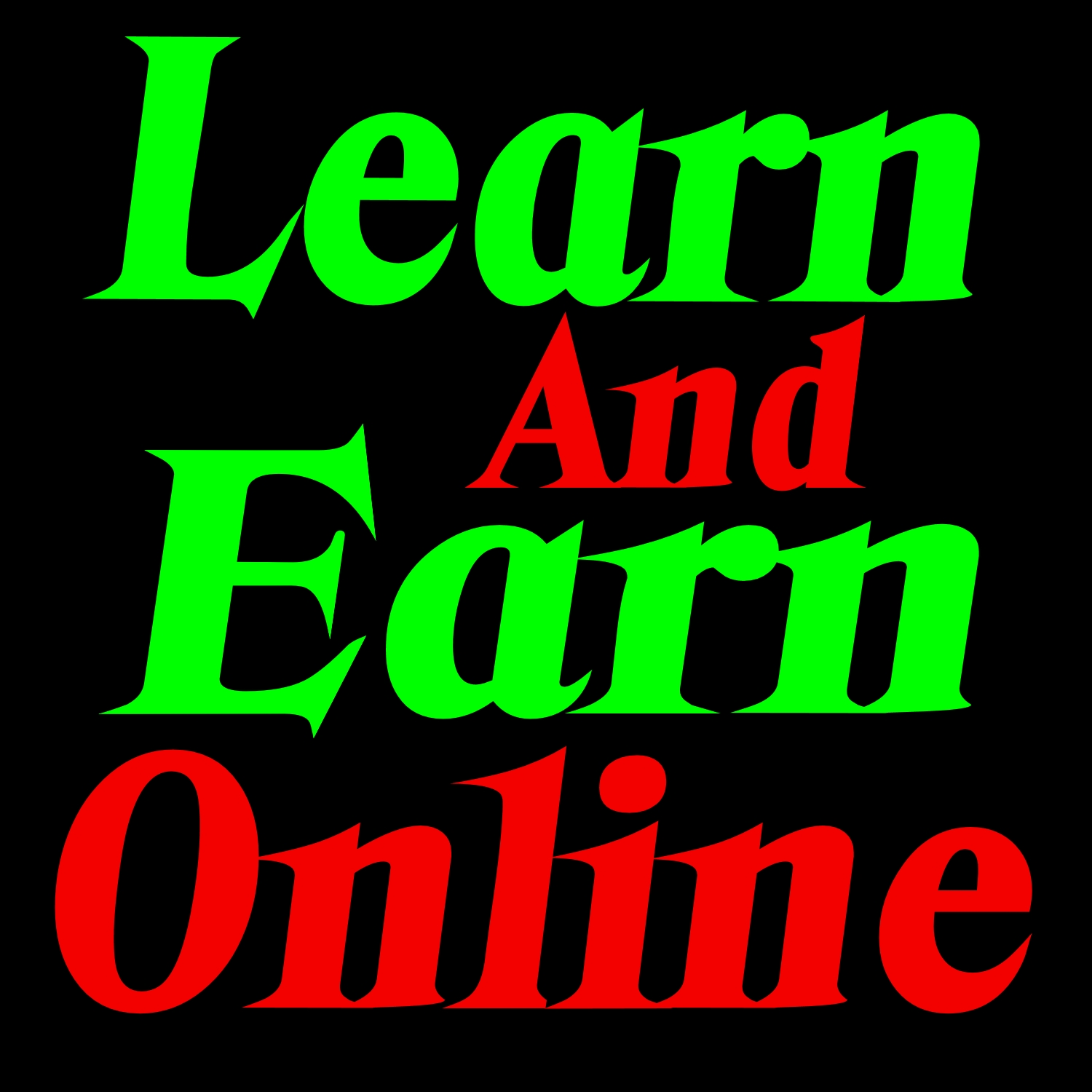 Learn and Earn online with Wealthy Affiliate.