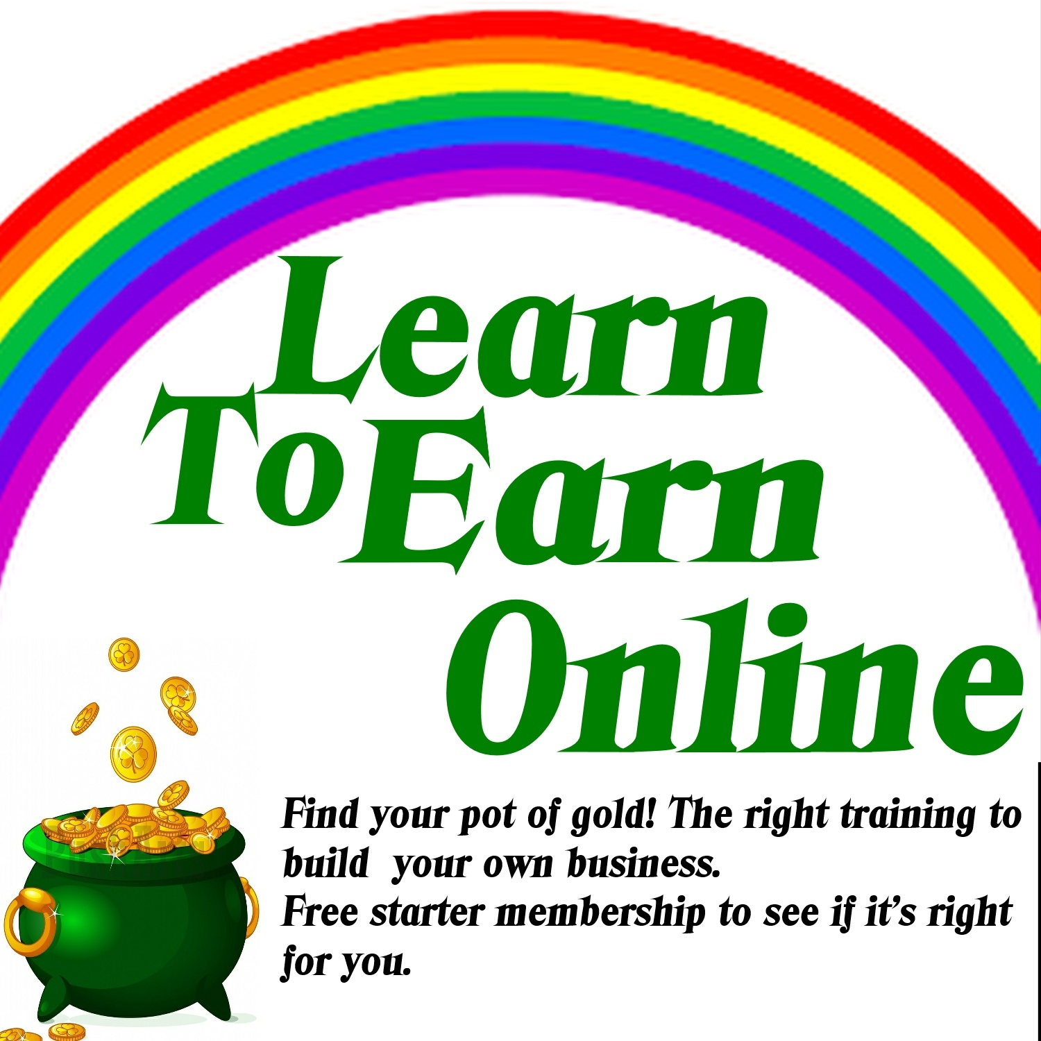 Learn to earn online