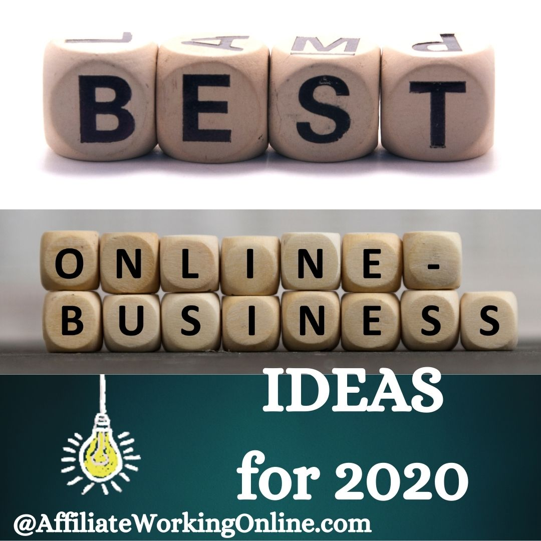 Best Online Business Ideas for 2020