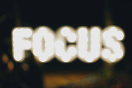 fuzzy focus