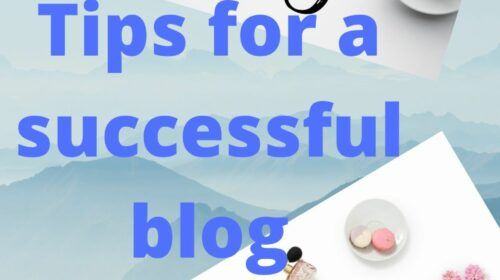Tips for a Successful Blog 1