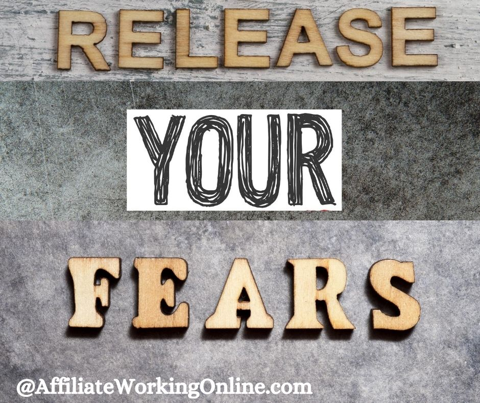 Release Your Fears