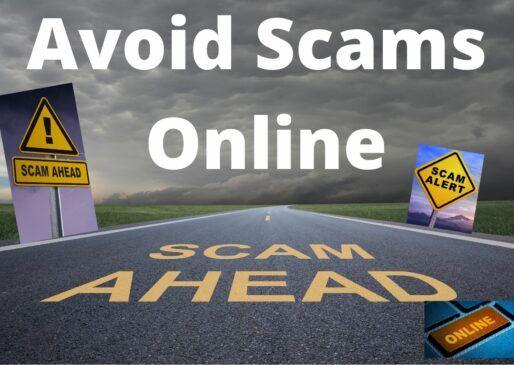 Avoid Scams Online