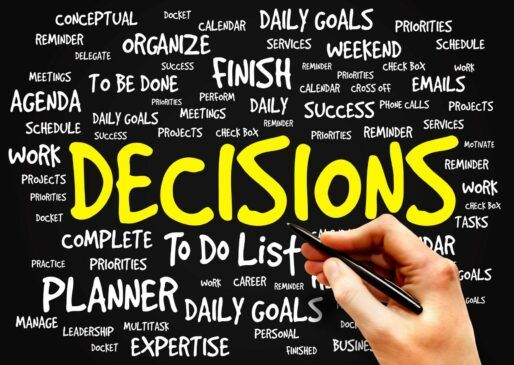 Decisions Common Business Mistakes