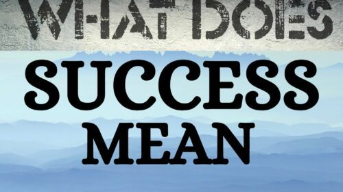What does Success mean
