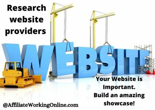 Your Website is Important. Build an amazing showcase!