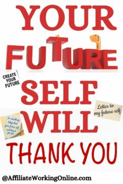 Your future self will thank you.