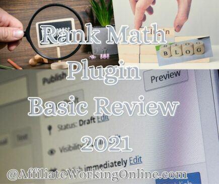 Rank Math Plugin Basic Review 2021