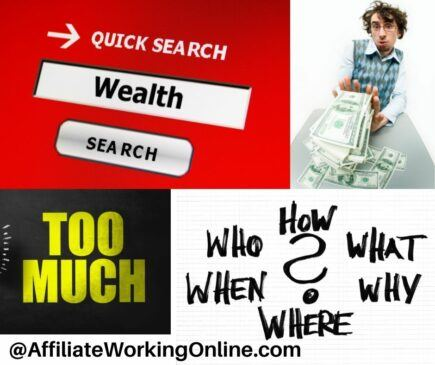 what is too much? If You Want Success Change Your Thinking