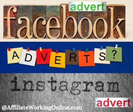 facebook and instagram adverts