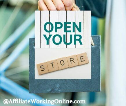 open your store