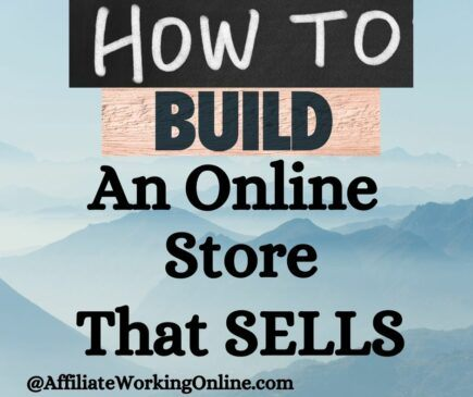 How to Build an Online Store That Sells