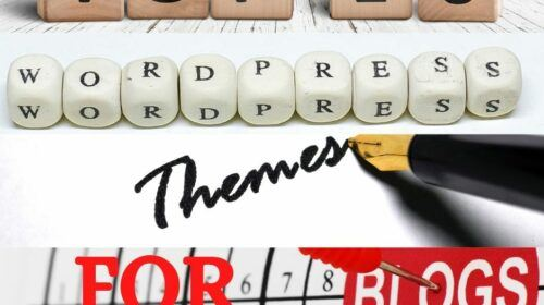 Top 10 WordPress Themes for Blogs